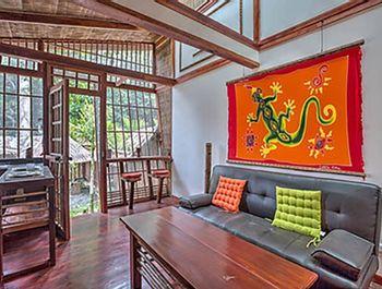 Villa 2 - Luxus Villa mit 1 Bett - Privater Garten
