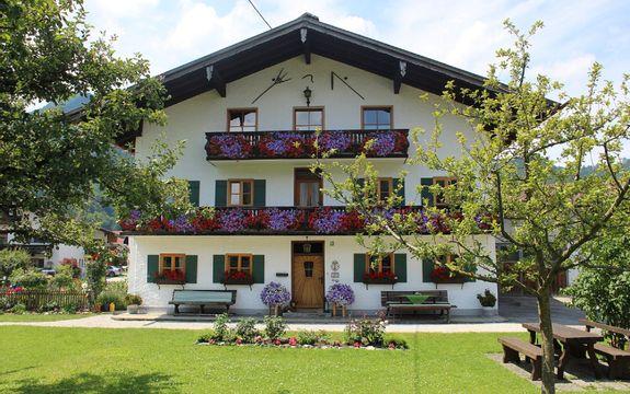 Schwaigerhof (DE Marquartstein). Ferienwohnung Hochlerch