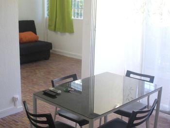 Wohnung mit einem Schlafzimmer in Les Trois Ilets mit möbliertem Garten - 300 m vom Strand entfernt