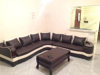 Wohnung mit 2 Schlafzimmern in El Marsa mit herrlichem Meerblick, möbliertem Balkon und W-LAN - 200 m vom Strand entfernt