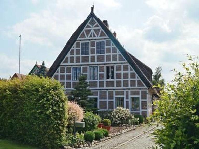 Ferienwohnung Nr 3 Ca 50 Qm Kuche Bad Sep Schlafzimmer Elbe Weser Region