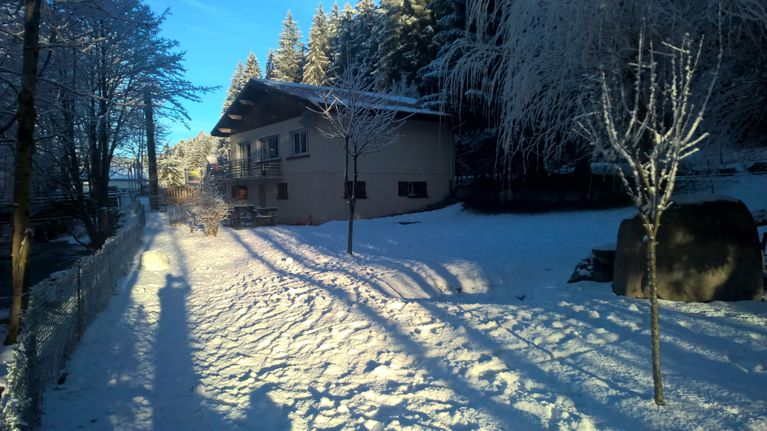 House With 4 Bedrooms In Xonrupt Longemer With Wonderful Mountain