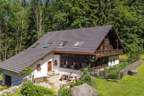 Ferienhaus Neureichenau Mit Terrasse Oder Balkon Fur Bis Zu 6