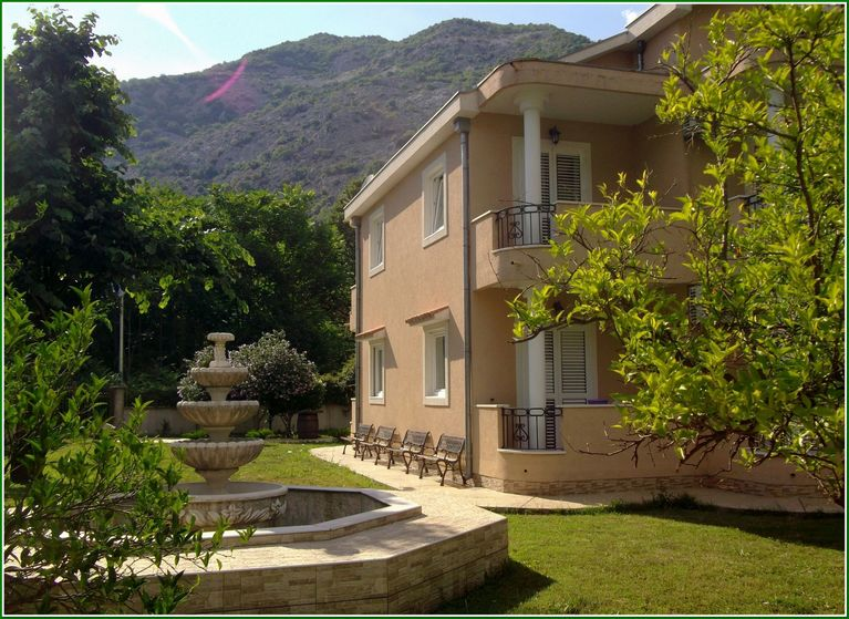 Apartment With 2 Bedrooms In Risan With Wonderful Mountain View