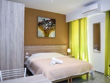 Komfortables gemtliches Studio in Senglea mit Dachterrasse