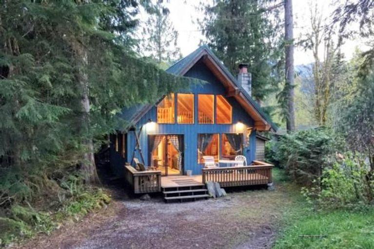 Mt Baker Lodging Cabin 53 Hot Tub Fireplace Wifi D W W D