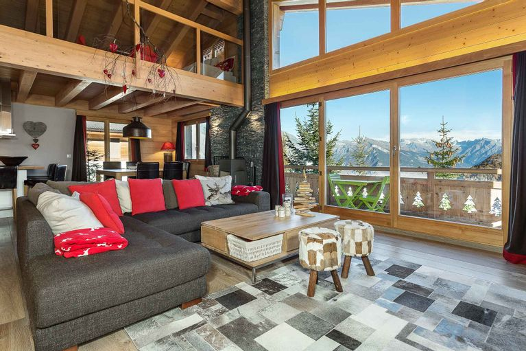 Chalet Cabri Lovely 3 Bedroom Spa Chalet With Sauna And Outdoor