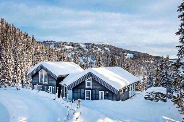 Luxus Ferienhaus Norwegen : luxus ferienhaus ferienwohnung in f vang buchen ~ Watch28wear.com Haus und Dekorationen